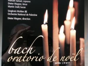 Concert avec l'Orchestre National de Palestine et le choeur Singkreis Wohlen/BE @ Salle Frank Martin, Genève | Genève | Genève | Switzerland