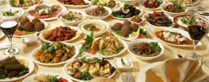 Cours de cuisine libanaise végétarienne avec Samia @ Librairie arabe l'Olivier | Genève | Genève | Switzerland