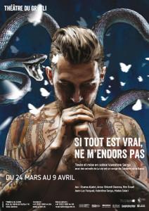 Si tout est vrai, ne m'endors pas @ Théâtre du Grütli | Genève | Genève | Switzerland