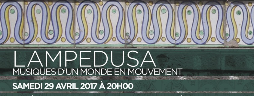 Affiche Lampedusa