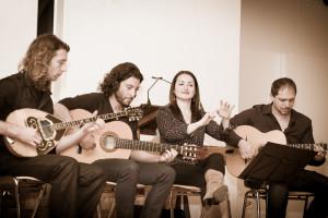 Concert du trio Rebeteke, accompagné de la chanteuse Anna Koti @ ICAM - L'OLIVIER | Genève | Genève | Switzerland