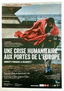 Une crise humanitaire aux portes de l'Europe @ Théâtre du Grütli | Genève | Genève | Switzerland