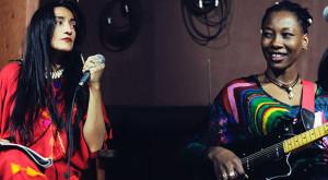 Hindi Zahra & Fatouma Diawara @ Scène Ella Fitzgerald