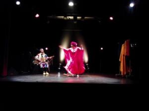 Contes en Transe et Musique Gnawa avec Halima Hamdane @ Annemasse | Annemasse | Auvergne-Rhône-Alpes | France