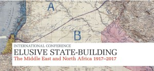 INTERNATIONAL CONFERENCE ELUSIVE STATE-BUILDING The Middle East and North Africa 1917–2017 @ Maison de la Paix, the Graduate Institute, Auditorium 2, | Genève | Genève | Suisse