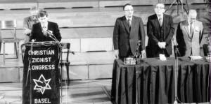 La droite sioniste chrétienne aux Etats-Unis et en Occident, et son redéploiement dans le Tiers Monde, un aspect méconnu de l'impérialisme/ Conférence de Mohammed TALEB @ ICAM - l'Olivier  | Genève | Genève | Switzerland