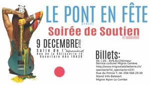 Le Pont Genève en fête @ Alhambra Genève | Genève | Genève | Switzerland