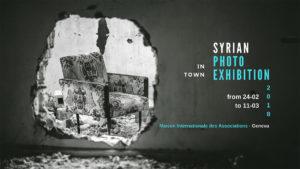 Exposition photographique - Un voyage en Syrie @ Maison Internationale des Associations Genève | Genève | Genève | Suisse