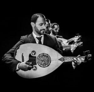 Concert « Etel Adnan en résonnances » par le Trio Joubran @ Fondation Jan Michalski | Montricher | Vaud | Suisse