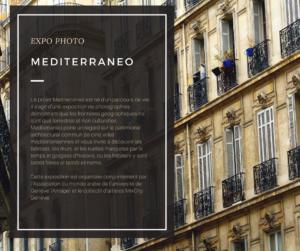 "Expo Photo ""Mediterraneo"" @ Uni-Mail | Genève | Genève | Suisse"