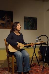 Canan Domurcakli - Musique traditionnelle Anatolienne @ ICAM-L'Olivier | Genève | Genève | Suisse