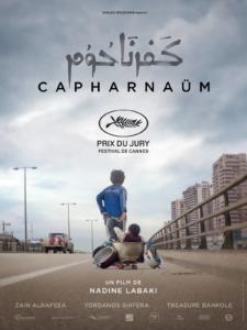 CAPHARNAUM : Film suivi d'une rencontre interactive et en direct avec Nadine Labaki @ www.filmlivestreaming.ch