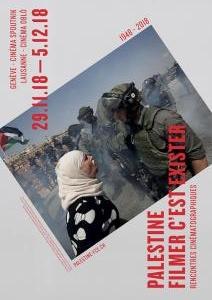 Festival PALESTINE FILMER C'EST EXISTER @ Cinema Spoutnick / café des volontaires | Genève | Genève | Suisse