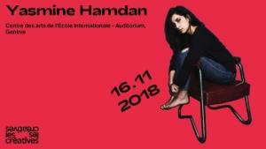 Yasmine Hamdan en concert @ Centre des arts | Genève | Genève | Suisse