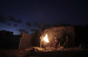 Pourquoi Gaza ? Exposition de photos de Khalil Hamra Territoires palestiniens  The Associated Press/Visa pour l'Image @ Galerie de l'Olivier | Genève | Genève | Suisse
