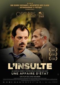 CinéMaD présente l'INSULTE @ Cinema Bio