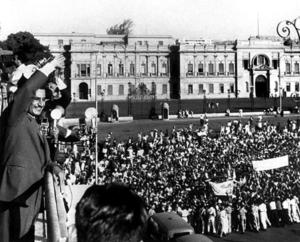 Un Destin Egyptien: Histoire d'une nationalisation  par le Dr Ali El-Hefnawy @ Uni Bastion salle B 111
