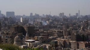 Vadrouilles cairotes [lecture de textes]  avec Jacques Siron / Trois balades au Caire / Trois date à l'ICAM @ ICAM-L'Olivier | Genève | Genève | Switzerland