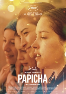 "Film ""Papicha"" - Mounia Meddour @ les scalas"