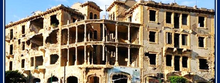 Situé sur l'ancienne ligne de démarcation, « Beit Beirut », la « Maison Jaune » ou « Immeuble Barakat », a été un repaire de francs-tireurs pendant la guerre civile. Cet immeuble est aujourd'hui, grâce à la société civile et à la Municipalité de Beyrouth, un lieu d'échange culturel, de rencontre et surtout un témoin de la guerre servant de lieu de mémoire et de réconciliation sociale www.beitbeirut.org