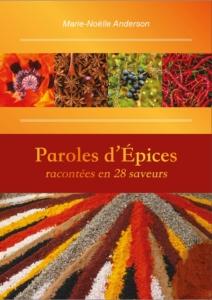 Paroles d'épices racontées en 28 saveurs - par Marie-Noëlle Anderson @ ICAM-L'Olivier | Genève | Genève | Switzerland
