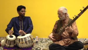 Musique d'Inde et d'Afghanistan - Laurent Aubert & Santosh Kurbet @ ICAM-L'Olivier | Genève | Genève | Switzerland