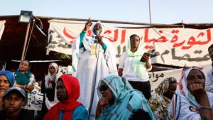 Soudan : les femmes au cœur de la révolution - Forum FIFDH @ Espace Pitoëff - Théâtre | Genève | Genève | Switzerland