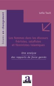 LES FEMMES DANS LES DISCOURS FRÉRISTES, SALAFISTES ET FÉMINISTES ISLAMIQUES - Conférence de LEILA TAUIL @ ICAM-L'Olivier | Genève | Genève | Switzerland