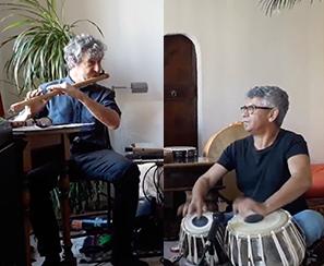 Nomades - Musique classique et populaire hindoustani @ ICAM-L'Olivier | Genève | Genève | Switzerland