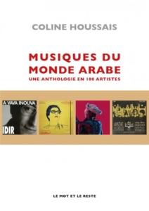 Coline Houssais présente son livre : Musiques du monde arabe ; une anthologie en 100 artistes @ ICAM-L'Olivier | Genève | Genève | Switzerland