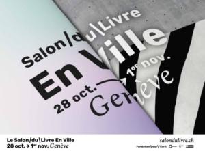 Salon du livre en ville : Rencontre avec Aldo Brina @ l'ICAM-L'Olivier @ ICAM-L'Olivier | Genève | Genève | Switzerland
